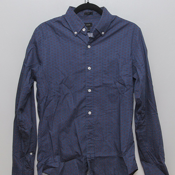 J. Crew Other - Jcrew Patterned Button Down Shirt
